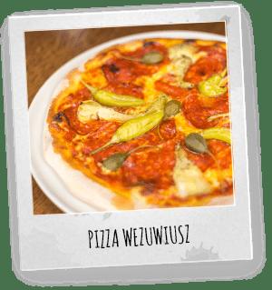 Pizza Wezuwiusz